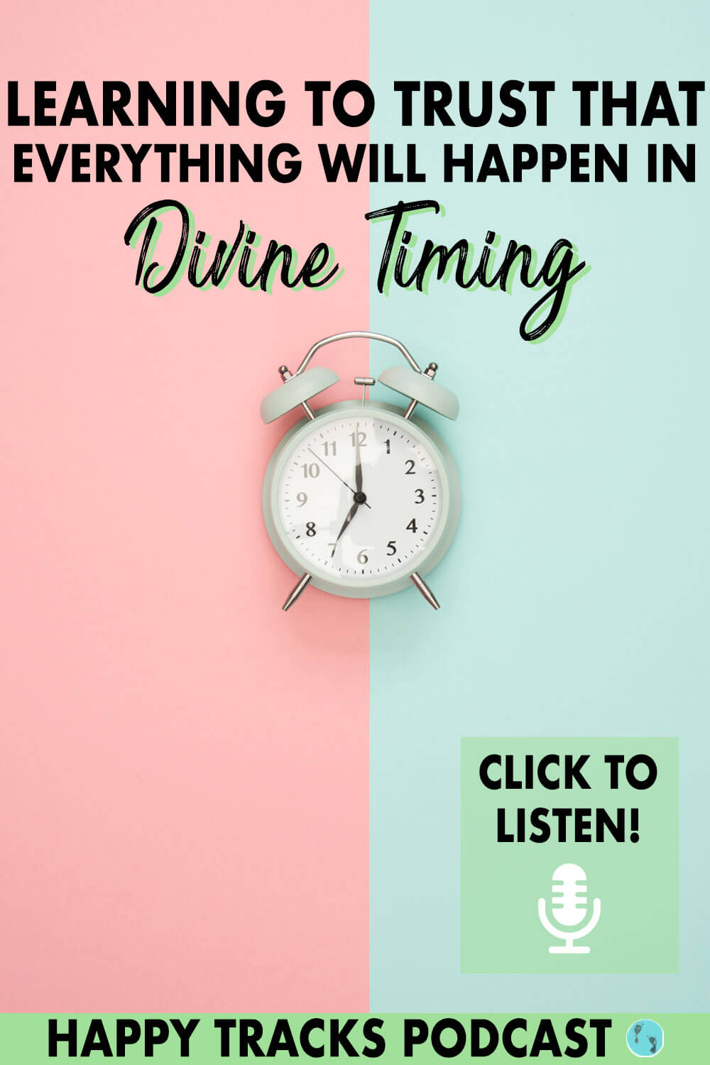 Learn what exactly divine timing is, how to know when you're ready, how to decipher hints from the universe and when it's best to take action versus surrender in this article and podcast. Click to read or listen about how everything is already working in your favour.