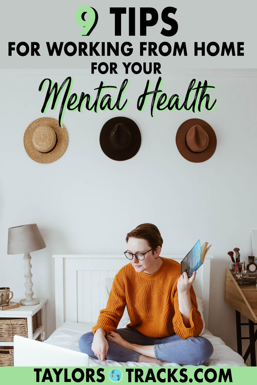 Prioritize your mental health and your productivity with these top working from home tips. Click to find useful work from home tips!