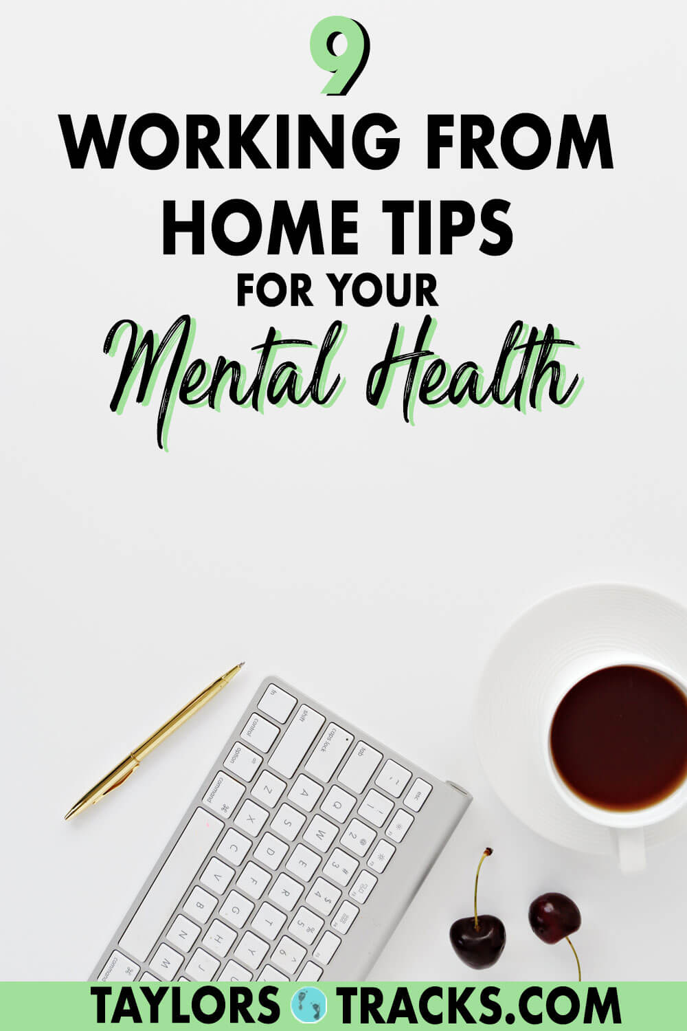 Working from home can be fabulous, but it can also be a big change that can be stressful, especially for your mental health. This article will teach you simple and effective work from home tips to keep you productive, efficient, sane and also happy.
