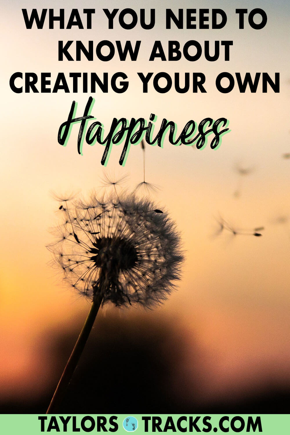It's possible to create your own happiness. In fact, it's the only way to become happy. Happiness is an inside job and it's simple when you know exactly what to focus on. Learn how to be happy with these simple happiness tips. Click to find out now!