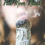 Release, let go and move on with this simple full moon ritual. This full moon ceremony can be done by anyone, requires little to no equipment and is powerful for manifesting with the moon, shedding what no longer serves you and feeling lighter. Click to start your own moon ritual!