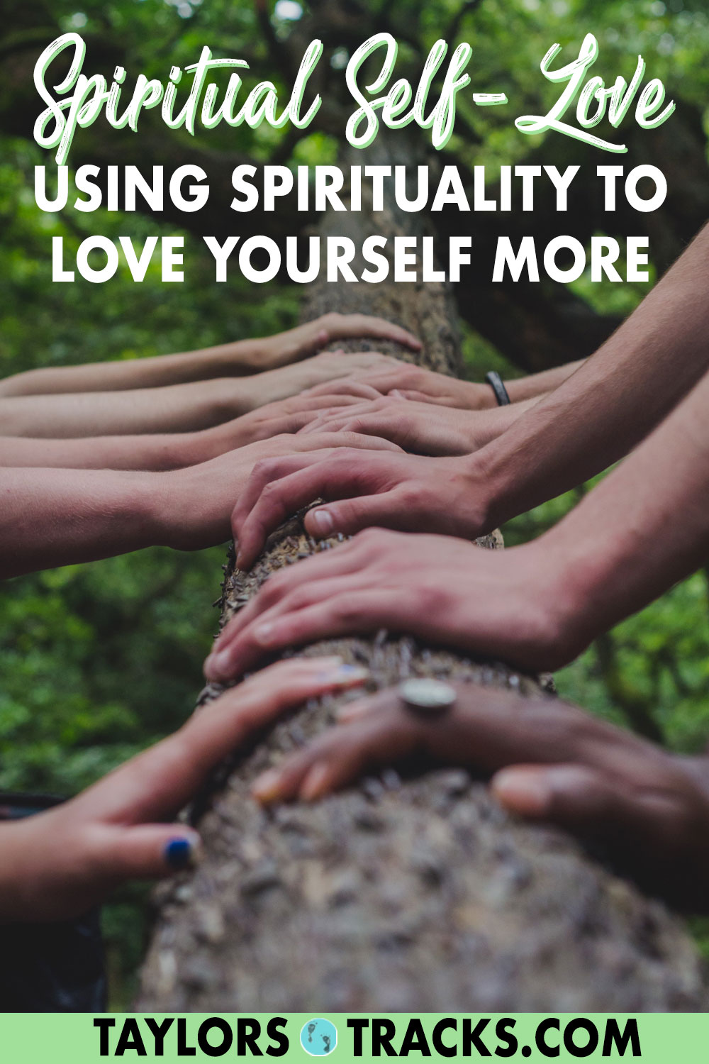 Discover 10 simple spiritual practices that will help you love yourself more. Spiritual self-care and spiritual self-love are the basics of tuning into your soul, finding love for yourself and creating a safe space for you to practice spiritual self-love.