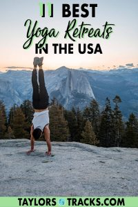 Discover the best places in the USA for a yoga holiday! From the California coast to the rolling hills of Maine, national parks in Utah to the healing vortex of Sedona, Arizona, these top yoga retreats in the United States cover everything from relaxation to healing and active holidays. Click to find the best yoga retreats in the USA!