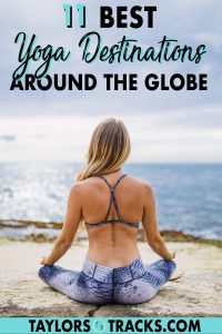 Discover the best yoga destinations around the world and find the top places to do yoga with an incredible backdrop and some of the world's best teachers. From exotic yoga travel destinations to yoga retreats close to home, click to find where you can practice yoga on your next yoga holiday!