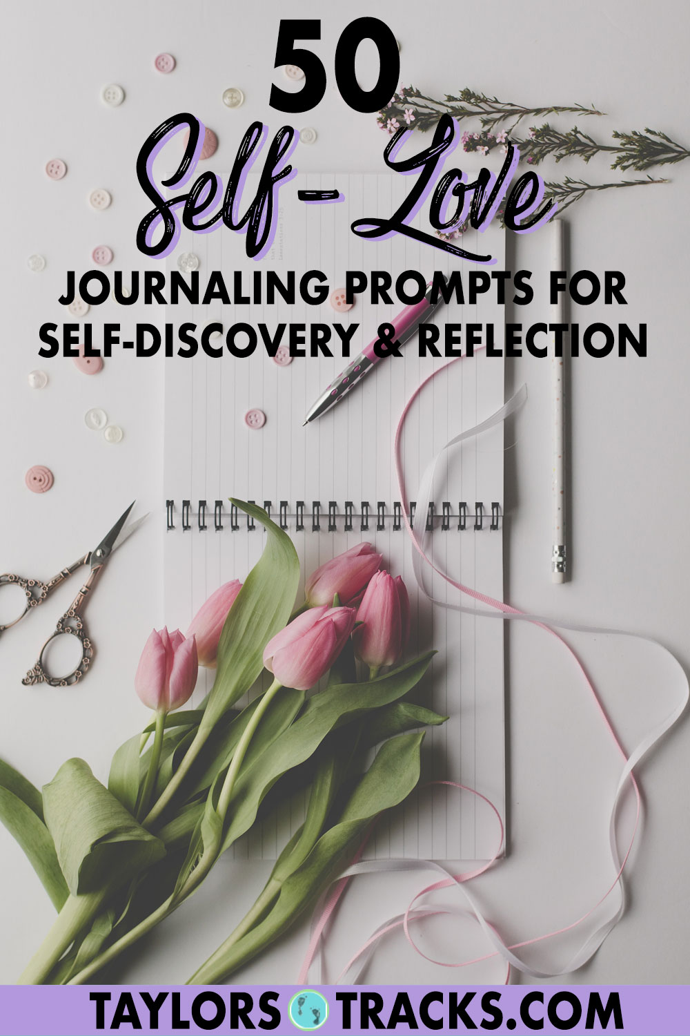 Begin your self-love journey today by learning how to love yourself through journaling about self-love. With these journaling prompts you'll be guided through acceptance, forgiveness, confidence, self-worth and ultimately gain so much self-love. Click to read the powerful self-love journaling prompts!