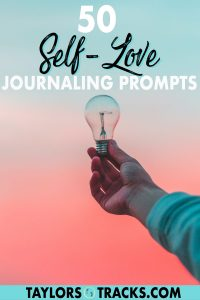 Journaling about self-love is a powerful tool to help you learn how to love yourself. These self-love journal prompts will take you through the process of acceptance, forgiveness and gaining confidence. Click to read the self-love journaling prompts that will change your life!