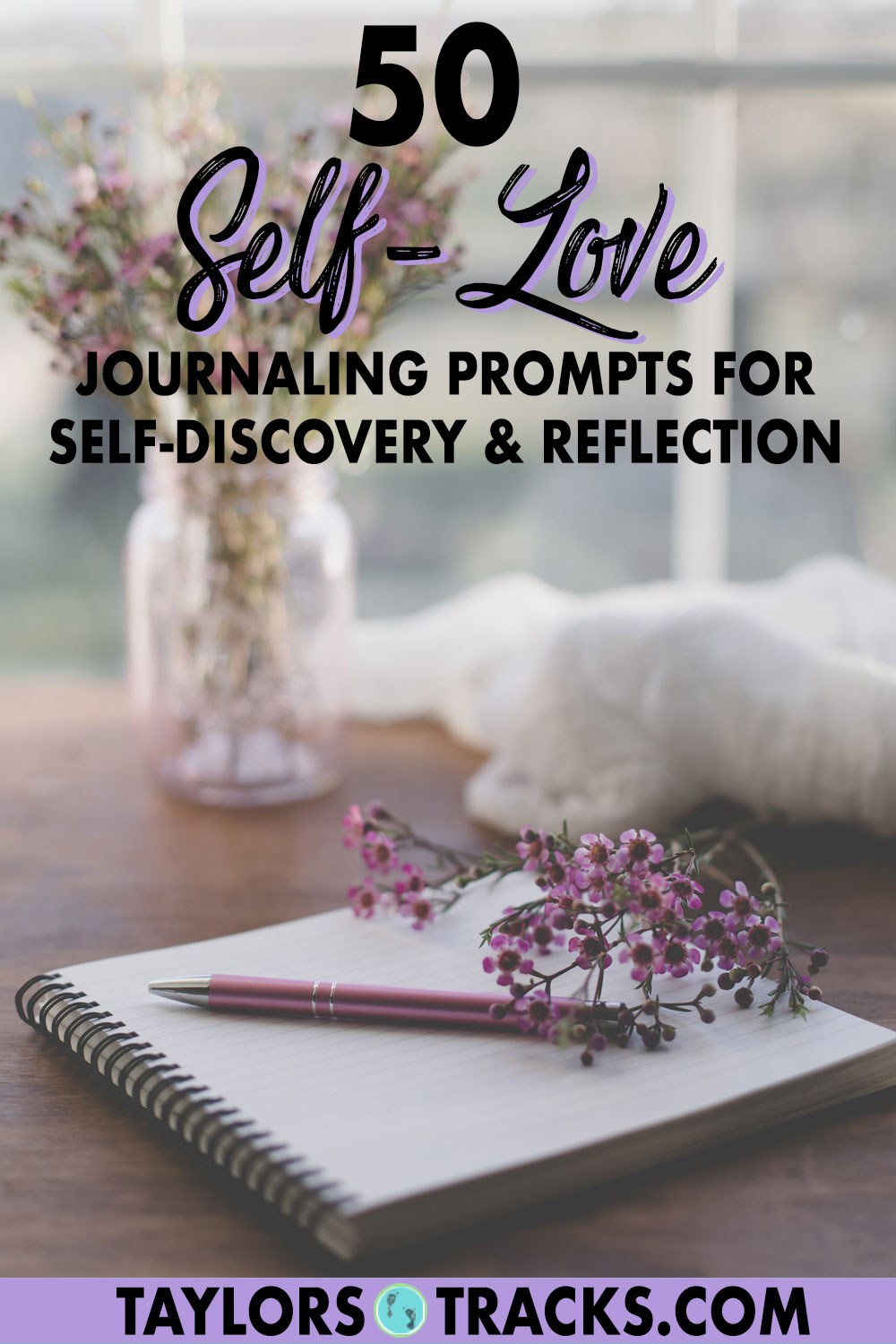 These self-love journaling prompts will take you on a journey of self-discovery and reflection. Learn how to love yourself through these eye-opening self-love journal prompts. Click to start journaling!