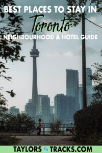 Find where to stay in Toronto for your upcoming Toronto trip! From luxury Toronto hotels to budget Toronto hostels and everything in-between, this Toronto accommodation guide breaks down the best neighbourhoods and hotels to stay in. Click to find the best places to stay in Toronto!