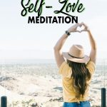 Meditation doesn't have to take long! This short meditation is combined with self-love affirmations so that you can walk away feeling like you know how to love yourself after only one self-love meditation! Click to listen and feel the love.