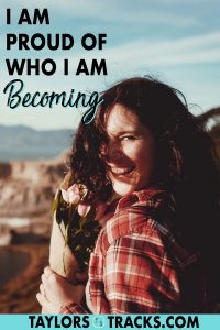 You are becoming a beautiful, empowered woman, and don't let anyone tell you otherwise. If you don't believe it yourself yet then these self-love affirmations are a powerful tool to help you feel more love for yourself, to gain confidence and acceptance of where you are right now. Click to read more inspiring affirmations!