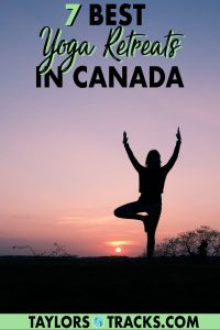 Discover the top places for yoga retreats in Canada. Not into yoga? Not to worry, many of these top destinations are offer wellness retreats so you can spend time in nature, delving into self-discovery and have the trip of a lifetime. Click to find out which retreats in Canada are the best!