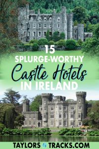 Among the best places to stay in Ireland are castle hotels! This Ireland castle accommodation includes the best castle hotels in Ireland that covers everything from affordable castle hotels in Ireland to the most luxurious castle hotels to stay in Ireland. Don't miss out on this incredible, bucket list activity that you can add to your Ireland trip to make it unforgettable. Click to discover where to stay in Ireland for the ultimate castle hotel experience!