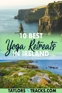 Practicing yoga in Ireland is a great place for you to reconnect with yourself and nature. Dive a little deeper into you and come out feeling rejuvenated with these top yoga retreats in Ireland. Click find the perfect Ireland yoga retreat for you!