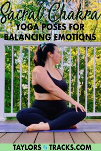 These sacral yoga poses are 5 quick ways that you can balance your creativity, deepen your self-worth and release low vibe emotions such as guilt, shame and jealous. Click to find the 5 best sacral chakra yoga poses and a sacral chakra yoga sequence!