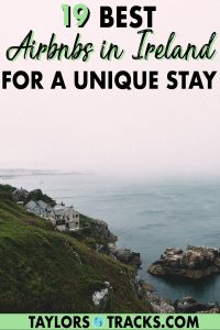 Want to find unique Ireland accommodation? Take a look at the best Ireland Airbnbs for a truly different place to stay in Ireland that will make your trip unforgettable. Click to find the top Airbnbs in Ireland!