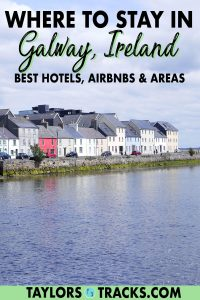 Find the where to stay in Galway with ease with this straight forward Galway accommodation guide. Click to find the best places to stay in Galway including Galway hotels, Galway Airbnbs and the top neighbourhoods!