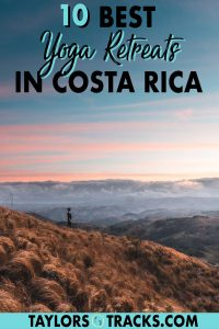 Find the perfect yoga retreat in Costa Rica for you with this yoga travel guide for Costa Rica. Whether you want a yoga trip for pure relaxation or one filled with adventure, Costa Rica definitely has a retreat for you. Click to discover the best yoga retreats in Costa Rica!