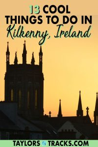 Find the top things to do in Kilkenny, Ireland, the medieval town that has ancient history, ruins and castles! This charming Irish town is a must-add to any Ireland trip. Click to find out what to do in Kilkenny for a fabulous time!
