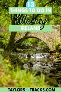Plan the perfect trip to Killarney, Ireland and discover the most scenic areas of County Kerry that need to be included on your Ireland itinerary. From jaw-dropping Killarney attractions to picturesque days trips from Killarney, this travel guide has got you covered. Click to find the best things to do in Killarney!