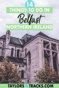 There are many amazing things to do in Belfast, Northern Ireland, from top the Belfast day trips to places such as the Giant's Causeway, to Game of Thrones tours, and plenty historical Belfast attractions. Click to find the best things to do in Belfast for your upcoming trip to Ireland!