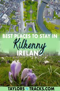 Find the perfect place to stay in Kilkenny for a pleasant visit in this medieval town. This Kilkenny accommodation guide covers the best hotels in Kilkenny from luxury to budget and everything in between including Airbnbs in Kilkenny. Click to find where to stay in Kilkenny based on your travel wants, needs and budget!