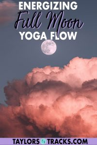 Embrace the energy of the full moon through this energizing full moon yoga flow that will leave you feeling stronger and empowered to let all that no longer serves you go. This strong full moon yoga sequence is great to add into a full moon ritual, to get you out of your head and into your body. Click to try this yoga for the full moon flow!