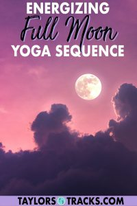 energizing full moon yoga flow for letting go