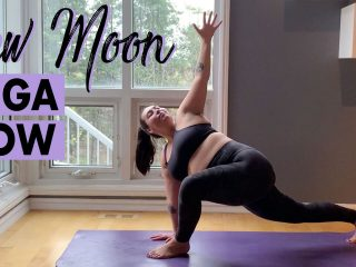 New Moon Yoga Flow