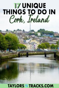 Plan the ultimate trip to Cork, Ireland with these incredible Cork attractions, including the must-dos and unique picks to make your visit to Cork extra fun. Click to find the best things to do in Cork and continue planning your Ireland itinerary!