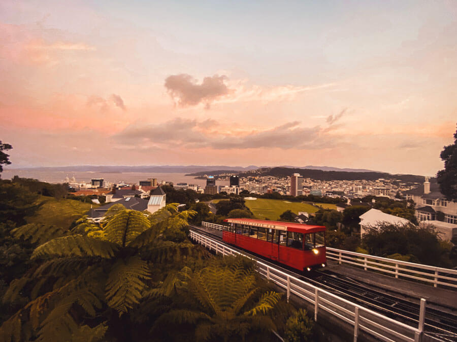 14 Scenic Things to do in Wellington, New Zealand