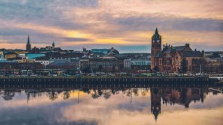 Where to stay in Derry Northern Ireland