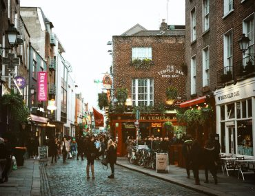 Where to stay in Dublin Ireland