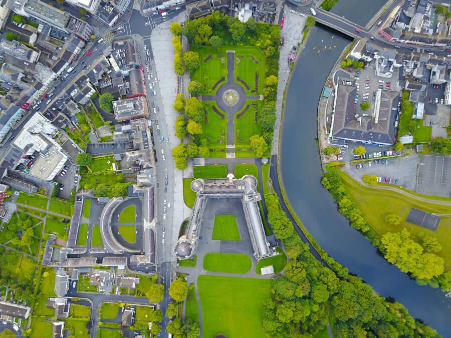 Where to stay in Kilkenny Ireland