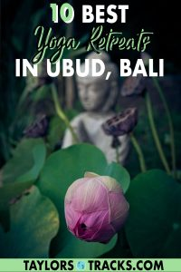 Join an Ubud yoga retreat to experience a truly tranquil time in Bali. Ubud is the hub of all things yoga in Bali and it's in Ubud that you can practice yoga with some of the world's best teachers, with views of rice terraces, and with deep energy healing and meditation. Ubud hosts some of the best yoga retreats in Bali, so click to find out where to do yoga in Ubud and be inspired to book a retreat!