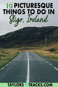 Discover the town of Sligo and beyond in County Sligo with this guide of the top things to do in Sligo, from Strandhill Beach to the picturesque Benbulben and all the history and tastes between (hello Irish oysters!). There's no shortage of beautiful things to do in Sligo. Click to find out what to do in Sligo!