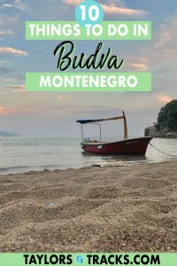 Find the best things to do in Budva for a fabulous Montenegro holiday that includes beaches, history and delicious food. Budva is one of the best places to visit in Montenegro and while it's popular on day trips, it's worthy of at least a night or two here. Click to find out what to do in Budva!