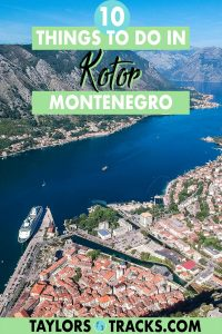 Have an incredible trip to Kotor, Montenegro by using this Kotor travel guide to help you plan the best things to do in Kotor. From historic sights to the top Kotor day trips, there's a little something for everyone in this favourite Balkan city. Click to find out what to do in Kotor!