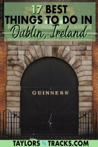 Plan an incredible trip to Dublin with this guide that shares only the best Dublin attractions and activities. From Temple Bar to the Guinness Storehouse, plus Dublin tourist attractions that are off the beaten path, this Dublin travel guide is your one stop for finding the best things to do in Dublin! Click to find what to do in Dublin!