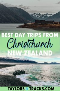 There are lots of things to do in Christchurch, but even more to do not far from this South Island city. Plan to add in some of these Christchurch day trips and be in awe at the beauty of New Zealand's natural attractions and small towns. Click to find the best day trips from Christchurch!
