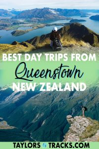While there are plenty of things to do in Queenstown, New Zealand, there are also a ton of epic day trips from Queenstown that will take you to fjords, charming towns, and to mountains for some of the best Queenstown day hikes. Click to find the most breathtaking Queenstown day trips!