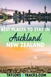 Get the low-down on the best places to stay in Auckland, New Zealand for all types of travellers. With Auckland being an ideal base not only for things to do in Auckland but also day trips from Auckland, you will most likely spend a couple of nights in the city so choose wisely with this Auckland accommodation guide that covers hotels, hostels and Airbnbs. Click to find where to stay in Auckland!