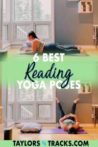 Did you know that you can actually do yoga while reading? That's right! Yoga doesn't have to involve movement, picking a yoga reading pose and sitting in it for a couple of minutes is also considered yoga. So if you're feeling tight but want to stretch at the same time, check out these yoga poses for reading. Click to find out how to do yoga poses while reading in this 7-minute guided video!