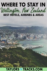 Discover where to stay in Wellington based off of your travel preferences and must haves. The top Wellington hotels, hostels and Airbnbs, along with the best areas to stay in Wellington are all included in this easy to follow Wellington accommodation guide. Click to find the best places to stay in Wellington!