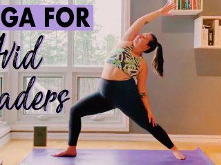 Yoga for stiffness