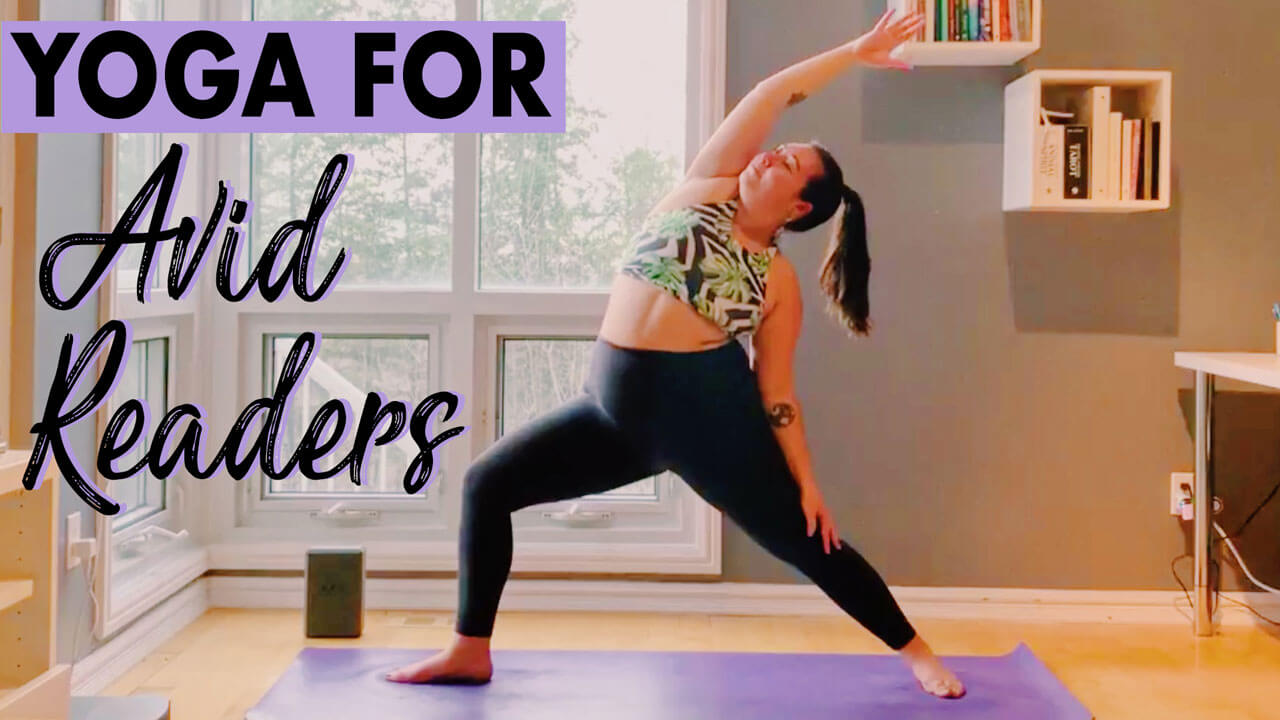 Yoga for Stiffness After Sitting for Long Periods