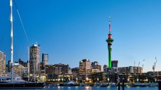 Auckland itinerary