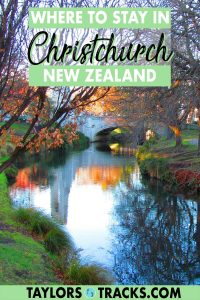 Find the best places to stay in Christchurch for your travel wants, needs, and budget. From the top Christchurch hotels to hostels, Airbnbs, and popular neighbourhoods, this Christchurch accommodation guide covers it all. Click to find where to stay in Christchurch!