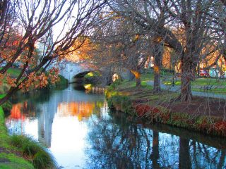 Where to stay in Christchurch New Zealand