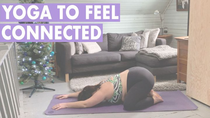 Feel Good Yoga for Connection Flow