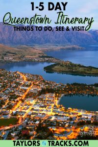 Plan the ultimate Queenstown itinerary based on your time in the city, travel preferences, and adrenaline level. With itineraries for 1-5 days in Queenstown that cover the best things to do in Queenstown, the top Queenstown day trips and where to stay in Queenstown, there's no doubt that you'll have a wicked good time when visiting with these tips. Click to start planning your trip to Queenstown!